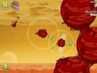 Red Planet 5-14 (Angry Birds Space)