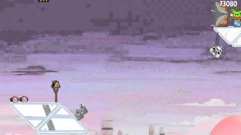 Cloud City 4-4 (Angry Birds Star Wars)/Video Walkthrough