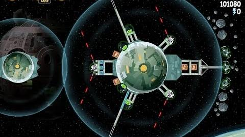 Death Star 2 6-14 (Angry Birds Star Wars)/Video Walkthrough