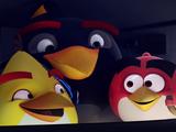 Angry Birds Zero Gravity