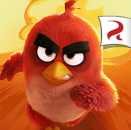Новая иконка Angry Birds Action!