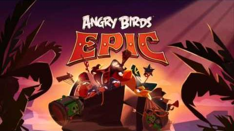 New! Angry Birds Epic Soundtrack Camp Ca- Caw