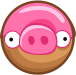 Angry Birds Friends Donut Pig