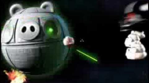 Angry Birds Star Wars Jenga Death Star Game (Hasbro Rovio)