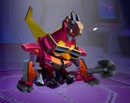 Angry Rodimus Prime