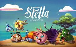Плакат Стеллы