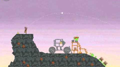 Angry Birds Seasons South HAMerica Golden Egg 49 Walkthrough