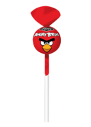 FAB lollipop redbird