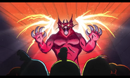 Демон в трейлере