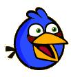 Синяя птица новая
