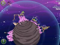 Cosmic Crystals 7-24 (Angry Birds Space)