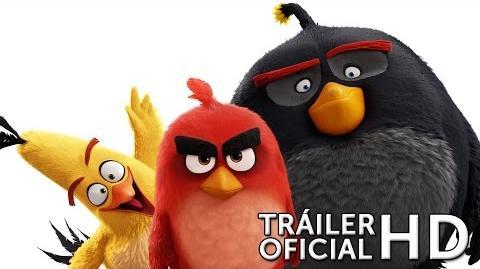 ANGRY BIRDS LA PELÍCULA. Teaser tráiler en español HD