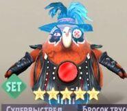 Angry Birds Evolution Geraldine4