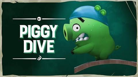 Piggy Tales - Third Act Piggy Dive - S3 Ep8