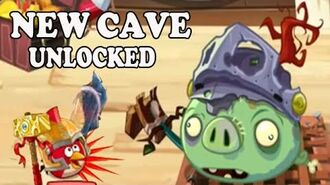Angry Birds Epic Cave 6 Final Boss NEW FORGOTTEN BASTION Unlocked, Endless Winter 10 Gold Piggies