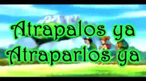 Atrapalos Ya!! - Pokemon (opening en español con letra)