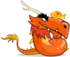 Mighty Dragon transparent