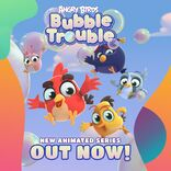 Angry Birds Bubble Trouble