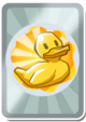 GoldenDuckCard