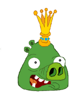 KIng Pig Toons by Jake
