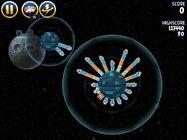 Death Star 2-5 (Angry Birds Star Wars)