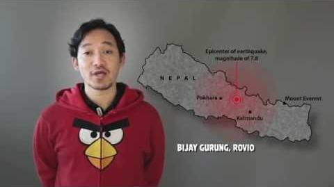 Angry Birds Friends Help Nepal Tournament