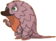 Angry Birds Friends Pangolin