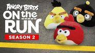 Angry Birds On The Run Season 2 - Teaser Trailer
