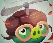 Helipig Poster
