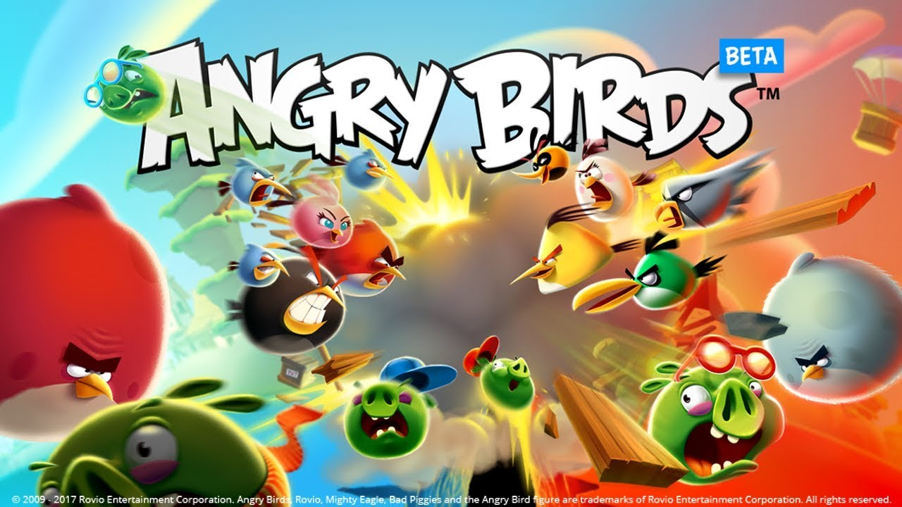 Angry Birds for Facebook Messenger | Angry Birds Wiki | FANDOM