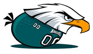 Mighty Philadelphia Eagle