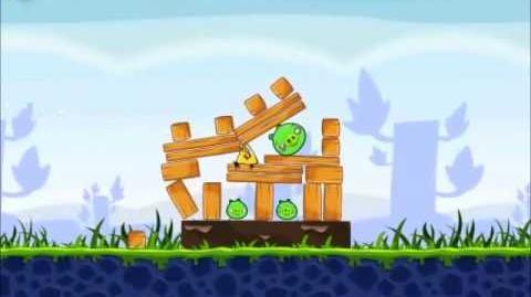 Official Angry Birds Walkthrough Poached Eggs 1-16