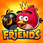 AngryBirdsFriendsRedandBombWearingBeardsAppIcon