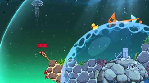 Angry Birds Space Pig Dipper 6-2 Walkthrough 3-Star