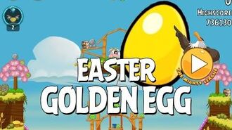 Secret Angry Birds Golden Easter Egg Walkthrough
