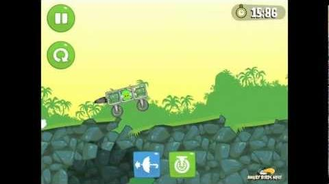 Bad Piggies Ground Hog Day 1-30 Walkthrough 3 Star Updated