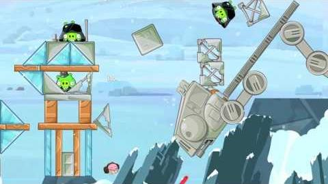 Original Angry Birds Star Wars on console - meet your favorite characters!-0