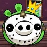 Король свиней в хоккейной маске