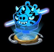 Holograficzny Darth Maul