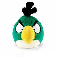 New Green Bird