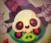 Necro Pig Poster