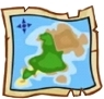 Карта Золотого Острова