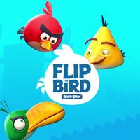 Angry Birds- Flip the Bird