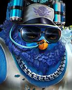 Flocker Blue Portrait 026