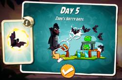 Zain's batty bats