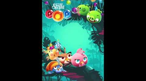 Angry Birds Stella POP! Music - Piggy in the Middle (Pop the Pig out!)