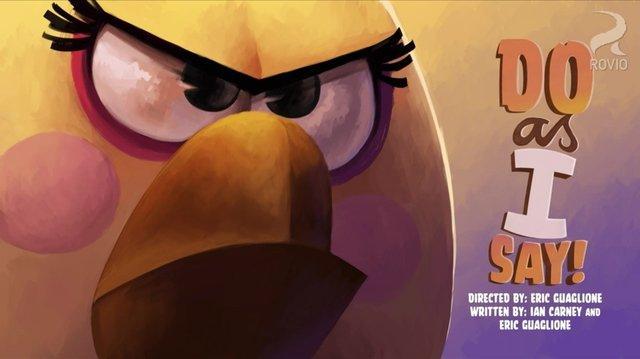 Angry Birds Toons - S01E09 Do As I Say!