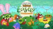 Плакат к пасхальному турниру 2016