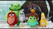 Angry Birds 2 в кино - с 15 августа-13