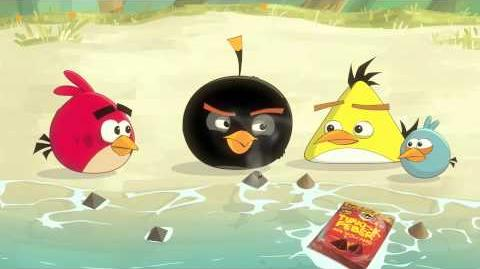 Angry Birds and Tyrkisk Peber Volcano-0
